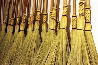 Broomstick for mind