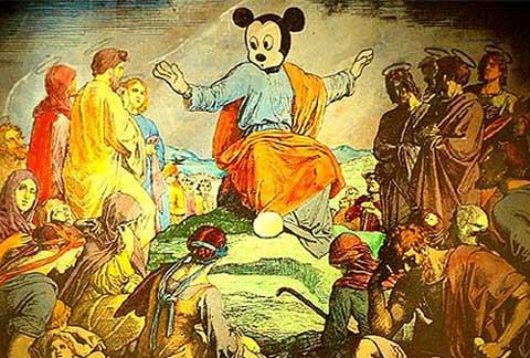 Disney religion